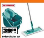 Bodenwischer-Set Combi Clean XL von Leifheit