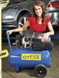 2-Zylinder-Kompressor von Erba
