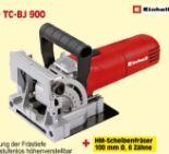 Flachdübelfräse TC-BJ 900 von Einhell