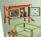 Kaninchenstall 42420 von Schleich