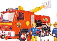 Feuerwehrmann Sam Jupiter 2.0 von Simba