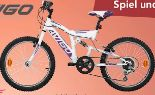 Mountainbike Flamingo von avigo