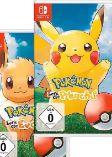 Pokémon Lets Go Pikachu von Nintendo Switch