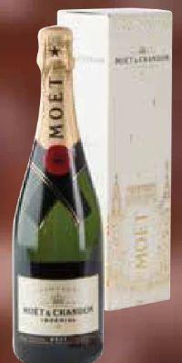 Champagner Brut von Moet & Chandon