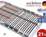 7-Zonen-Rahmenrost Extra Stabil von Von Behren