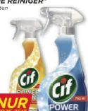 Reiniger Power-Shine Spray von Cif