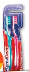 Zahnbürste von Sensident