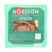 Gravad Lachs von Norsson