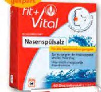 Nasenspülsalz von Fit+Vital