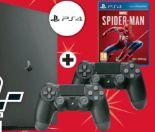 Spielkonsole Bundle PS4 Pro 1 TB von Xbox One