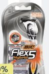 Rasierapparat Flex 5 Hybrid von Bic