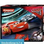 Disney Cars Need to Compete von Carrera Go!!!
