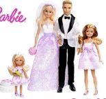 Barbie Hochzeitsset von Mattel