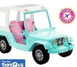 Barbie 4x4 Jeep von Mattel