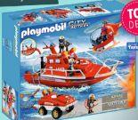Feuerwehr Mega Set mit Unterwassermotor 9503 von Playmobil