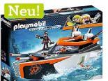 Spy Team Turboship 70002 von Playmobil