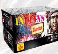 Feuerwerks-Batterie Cherokee von Indians