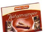 Katzenzungen von Mister Choc