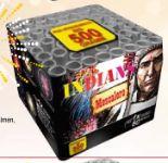 Feuerwerks-Batterie Mescalero von Indians