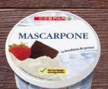 Mascarpone von Despar