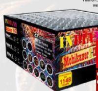 Mohikaner I-II-III von Indians