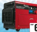 Stromerzeuger PG 6000-D-Silent von Matrix