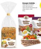 Knusper-Knäcke von Happy Harvest