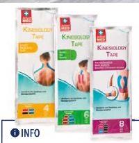 Kinesiology-Tape von Active Med