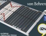 7-Zonen-Lattenrost Optima Extra Fix von Von Behren