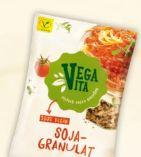 Sojagranulat von Vega Vita