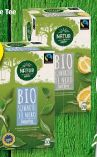 Bio-Fairtrade Tee von Natur Aktiv