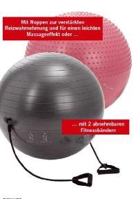 Gymnastikball von Crivit