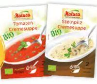Leckere Suppen von Natura