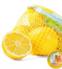 Bio-Zitronen von Spar Natur pur