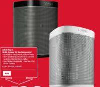 Multimedia-Lautsprecher Play:1 von Sonos