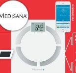 Körperanalyse Connect BS 444 von Medisana