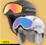 Skihelm-Set von Alpina