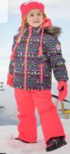 Kleinkinder-Skianzug Carla von McKINLEY