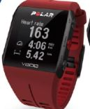 Trainingscomputer V800 HR von Polar