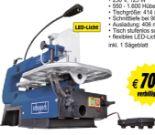 Elektronik-Dekupiersäge Deco XL von Scheppach
