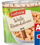 Weiße Riesenbohnen von Freshona