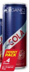 Simply Cola von Red Bull