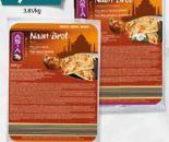 Naan-Brot von Asia
