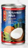 Kokosnuss-Milch von Asia