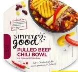 Pulled Beef Chili Bowl von Simply Good