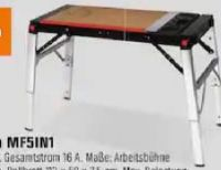 Multifunktionsgerät MF5IN1 von Holzmann Maschinen