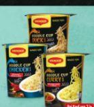 Asia Noodle Cup von Maggi