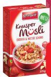 Crunchy Müsli von Knusperli