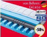 Komfortschaummatratze Celsio Gelschaum Excellent von Von Behren