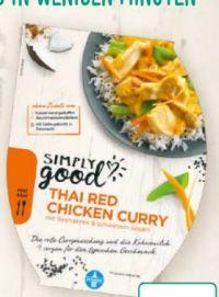 Thai Red Chicken Curry von Simply Good